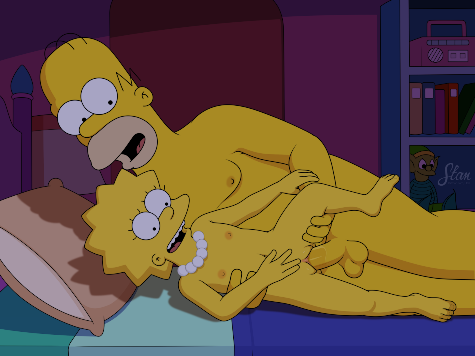 Bart fuck lisa simpson porn cartoon porn galery